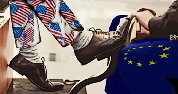 Europa unita: 60 anni di sottomissione agli Stati Uniti