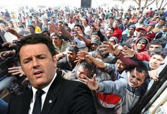 Se ha fatto il patto sui migranti Renzi vaprocessato