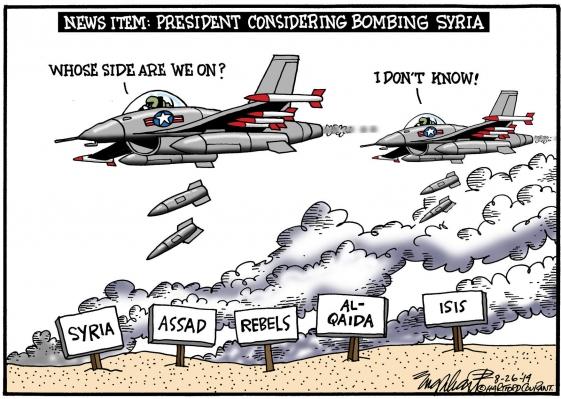 Gli USA ed i loro alleati massacrano a volontà ma… condannano la Russia