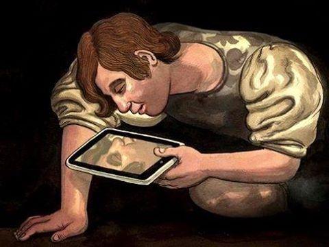 Un mondo malato di narcisismo
