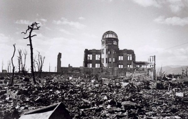 6 agosto 1945: l'Apocalisse