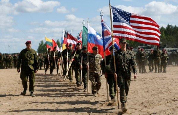 Atlante del disordine Nato