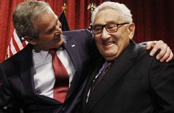 La disperazione degli USA e il ritorno di Kissinger