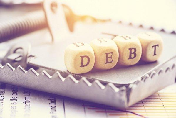 La bolla del debito privato