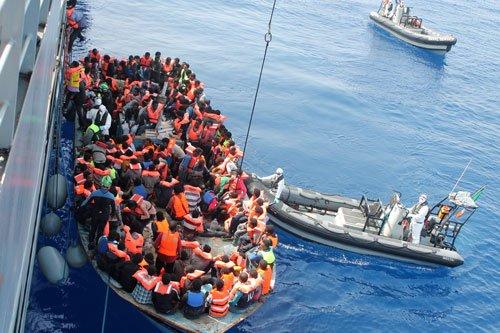 Neocolonialismo e «crisi dei migranti»