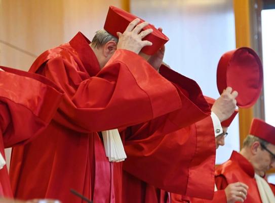 Cosa ha appena deciso la corte costituzionale tedesca?