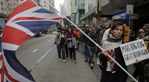 Hong Kong: l'ammutinamento dei negri di casa