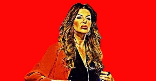 Per Alba Parietti senza una adeguata istruzione non si potrebbe votare