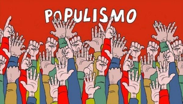 Le parole come manganello e come tabù: il populismo