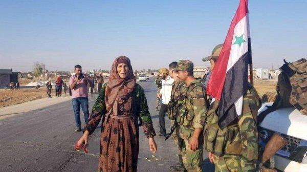 La somma di tutte le paure di Washington: i curdi si accordano con Damasco
