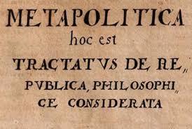 Metapolitica di un governo nascente