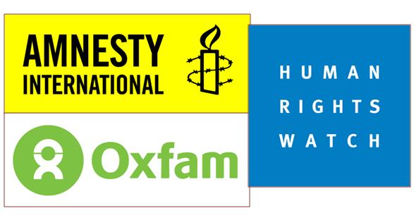 ONG e migranti: Amnesty International, Oxfam, Human Rights Watch. Come operano, chi le finanzia e i punti oscuri