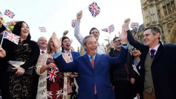Ciao ciao Europa: è Brexit!