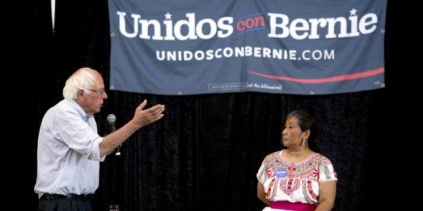 """Il socialista Bernie Sanders e le migrazioni di massa: """"Apertura delle frontiere? E' una proposta di destra"""""""