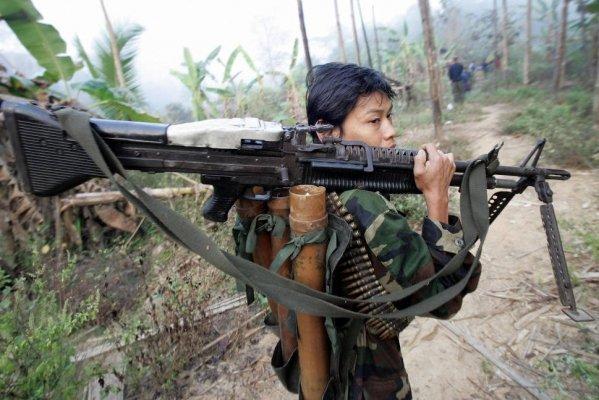 Myanmar: il rischio di guerra totale con tutte le etnie armate