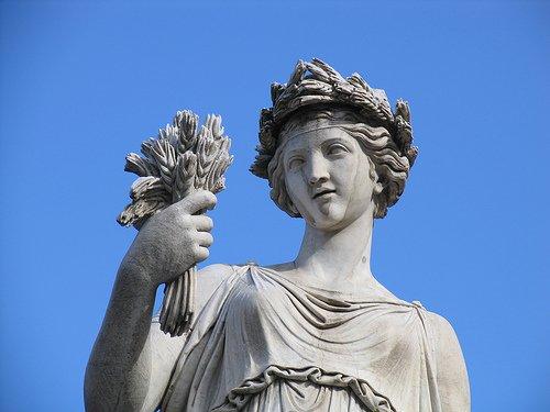 La quercia sacra di Demetra, l'ingordigia senza fine e la punzione di Erisittone