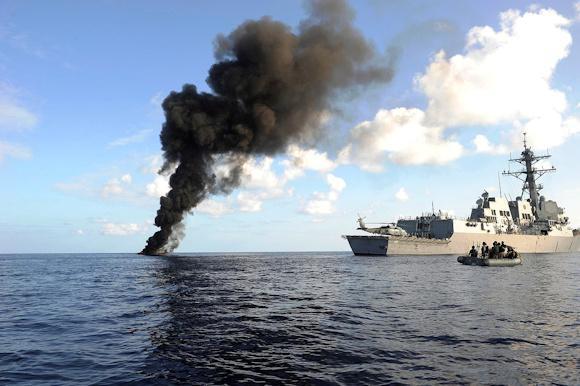 Le acque nel Golfo sono agitate? I veri pirati non sono gli iraniani ma gli inglesi