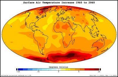 Cambiamento climatico e decrescita