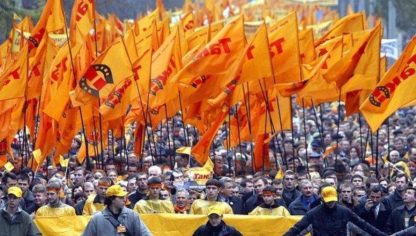 Come fermare le rivoluzioni colorate
