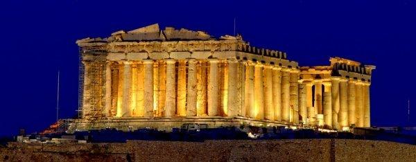 Il significato politico del Partenone: il tempio di Athena Parthenos come visione europea