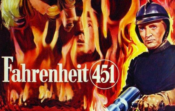"""Come in Fahrenheit 451: al rogo i libri """"non conformi"""""""