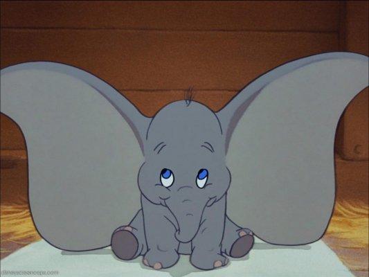 Dumbo, elefantino razzista