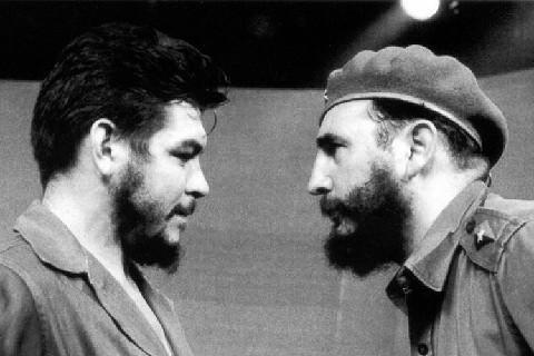 """La ribellione non era Fidel, ma Ernesto """"Che"""" Guevara"""