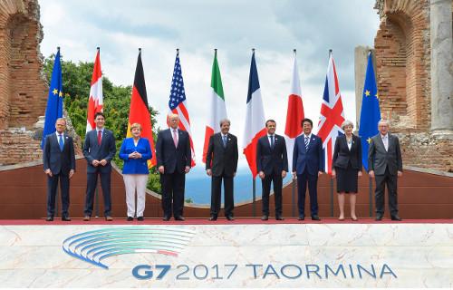 L'Ordine del G7 è quello Nato