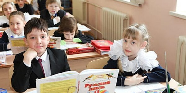 La scuola russa, che follia!