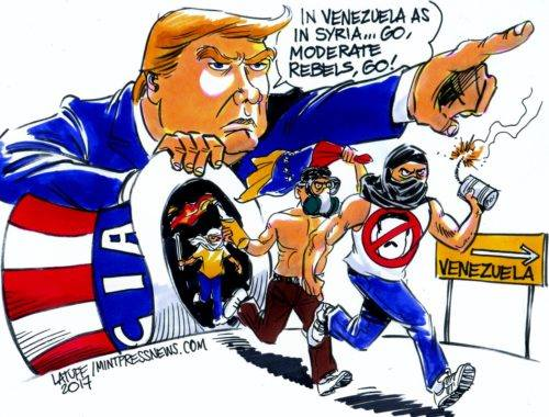 Venezuela, l'ultima fregatura made in Usa