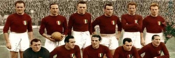 La leggenda del Grande Torino