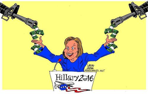 Le e-mail di Hillary Clinton e la Fratellanza