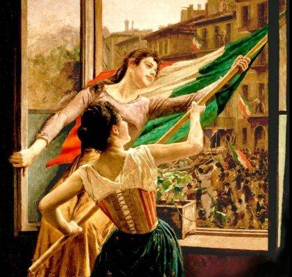 Per la prima volta nella Storia della Repubblica, lo scontro politico nel nostro paese non è tra due idee di Italia
