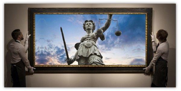 Stai lontano dalla giustizia!