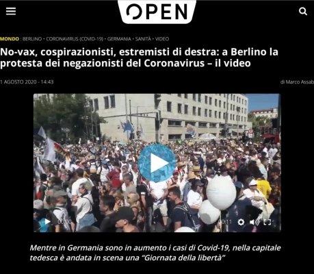 """L'informazione """"indipendente"""" di Enrico Mentana..."""