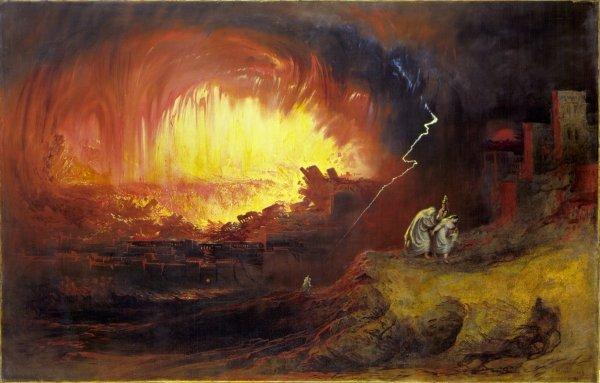 La fiducia arriva a Sodoma