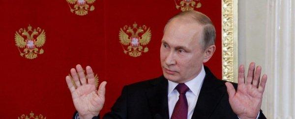 Da Caterina II a Vladimir Putin