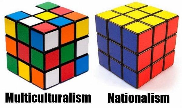 La decomposizione della sinistra e la Nazione