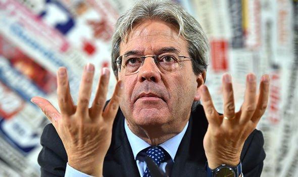 Gentiloni e il prossimo golpe italiano