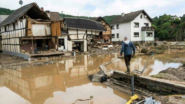 Alluvioni e pandemie