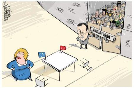 L'accordo Ue-Turchia vacilla e la Grecia comincia a tremare. E, sottotraccia, c'è la Grande Albania