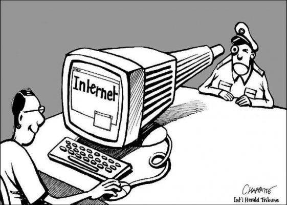 Ci siamo: la UE crea una rete di censori. La libertà d'opinione è in pericolo!