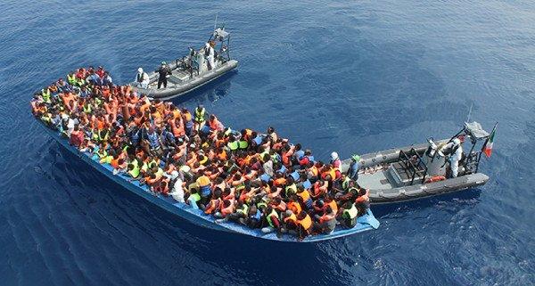 Il culto del migrante. Tra propaganda e senso di colpa