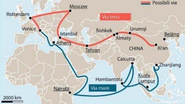 La Cina, non solo l'Iran, sotto tiro Usa in Medioriente