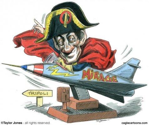 Le bombe di Sarkozy sulla moneta africana