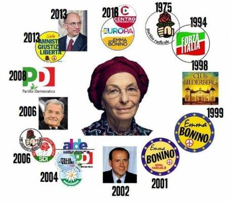 """La """"candidata più amata dagli italiani"""""""