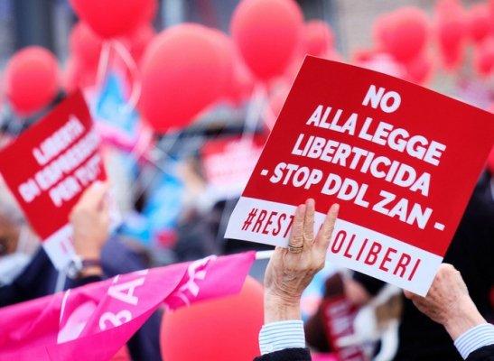 Difendere la Costituzione dall'attacco del DDL Zan