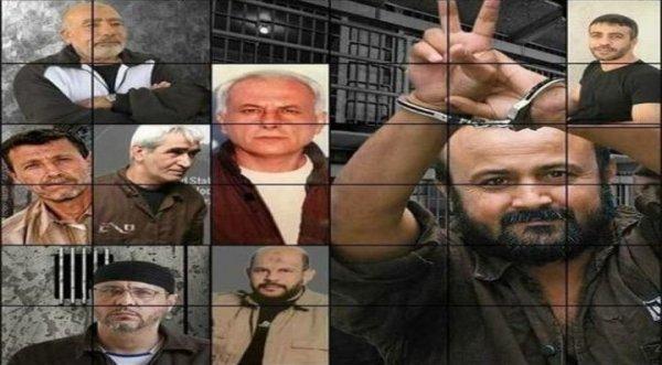 Prigionieri palestinesi ancora in sciopero della fame