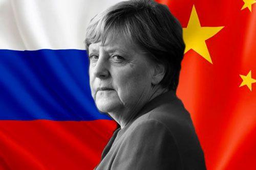 Crollo occidentale: la Germania tentata dall'asse Mosca-Pechino?