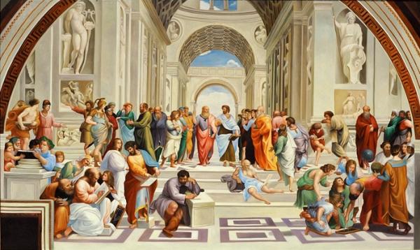 La filosofia antica come arte della vita